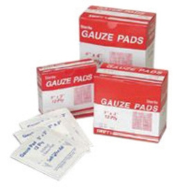 Swift First Aid Sh4067544 4 X 4 Sterile Gauze Pad